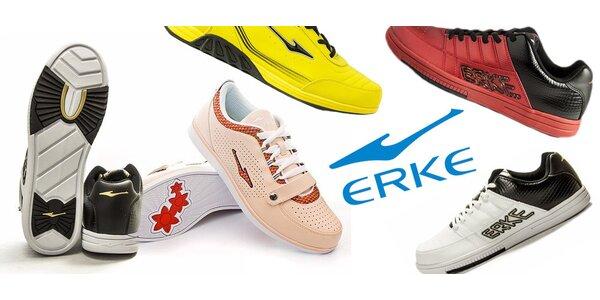 Sportovní a volnočasové pánské i dámské boty Erke