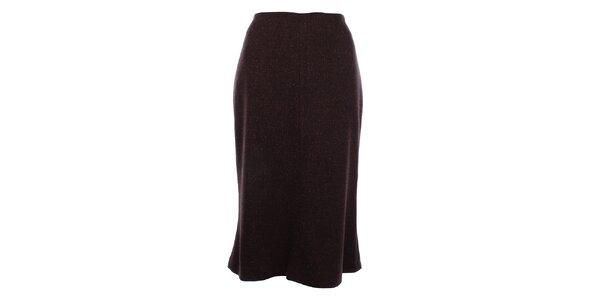 Dámská bordó sukně Pietro Filipi