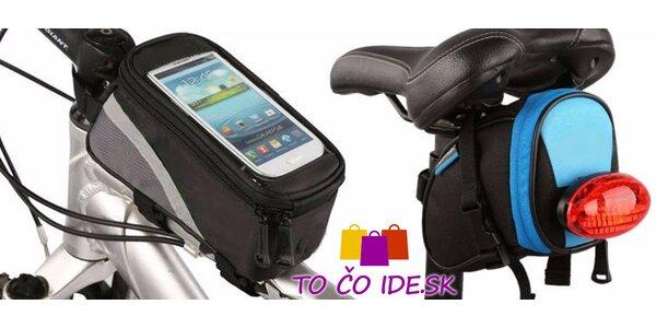 Pouzdra na mobil pro cyklisty