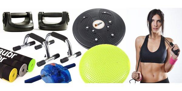 Cvičební fitness pomůcky a podložky Laubr Sport