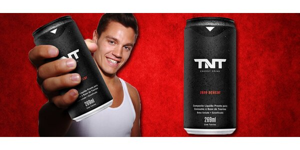 TNT Energy Drink 269ml - 12 kusů