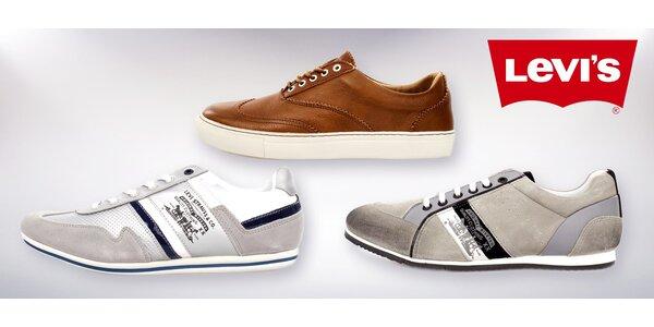 Volnočasové boty Levi's pro muže