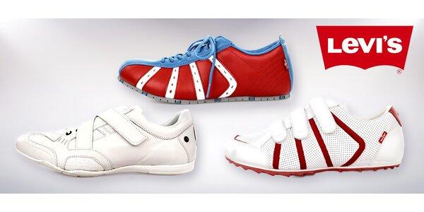 Pohodlné pánské boty Levi's