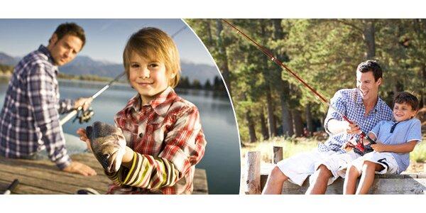 Rybaření na Ostrožském jezeře