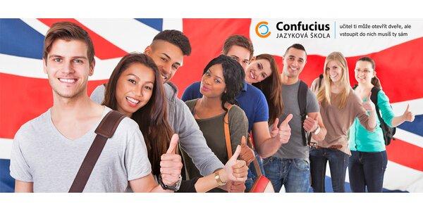 Jazykové kurzy Confucius – trimestr nebo intenzivní