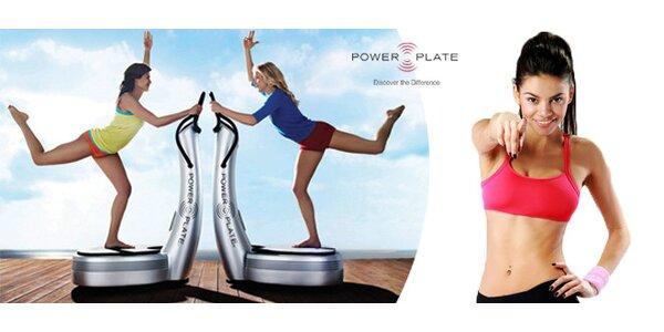 Power plate® - lekce s trenérkou pro každého
