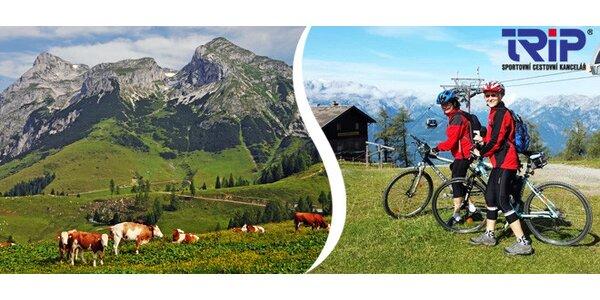 Autobusový cyklozájezd mezi vrcholy Alp 19.-24.5.2015