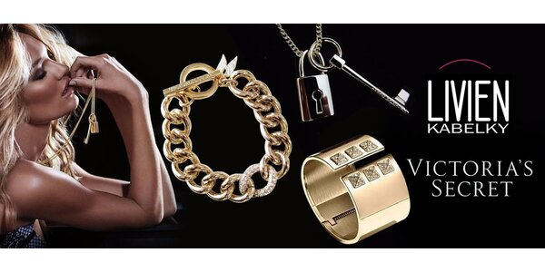 Dámské šperky Victoria's Secret
