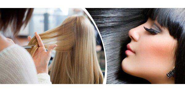 Střih vlasů pro všechny délky vlasů + vlasový zábal