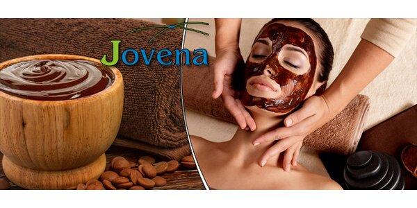 Čokoládová maska - luxusní pohlazení pro vaši pleť