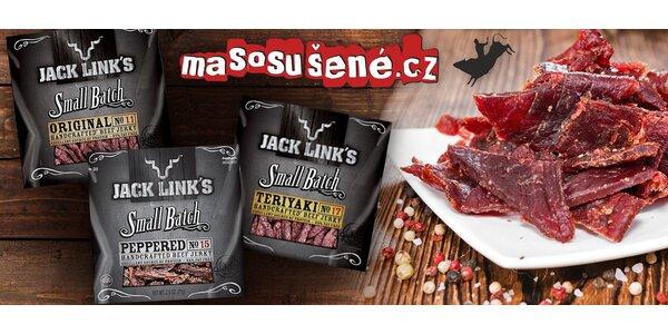 Sušené hovězí maso Jack Link's