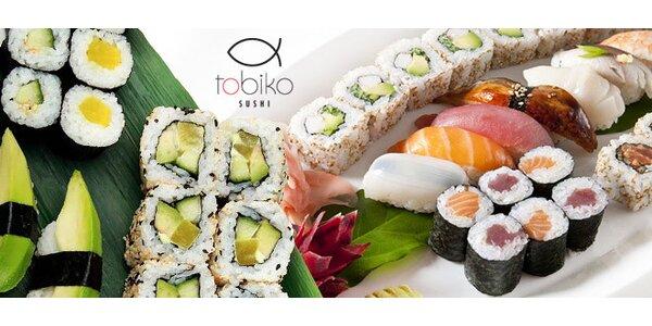 Výborné sushi sety z prvotřídních surovin