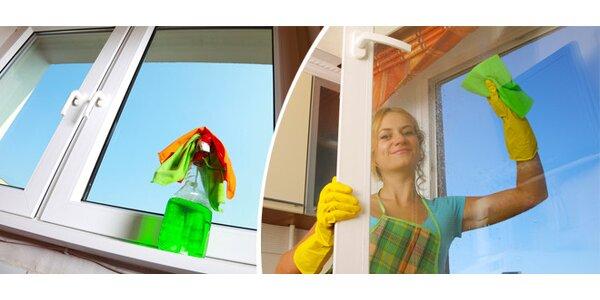 Oboustranné mytí oken