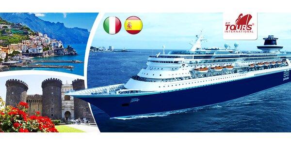 Plavba All Inclusive za krásami Středomoří