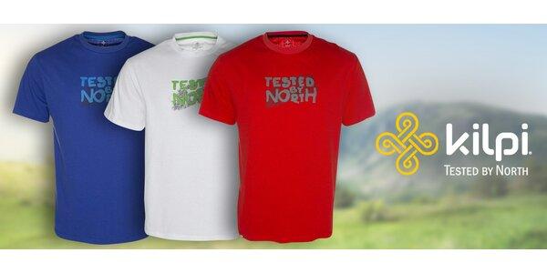 Pánské tričko Kilpi Caleb s nápisem