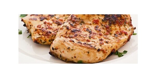 Steaky ze dvou druhu masa pro 2 osoby