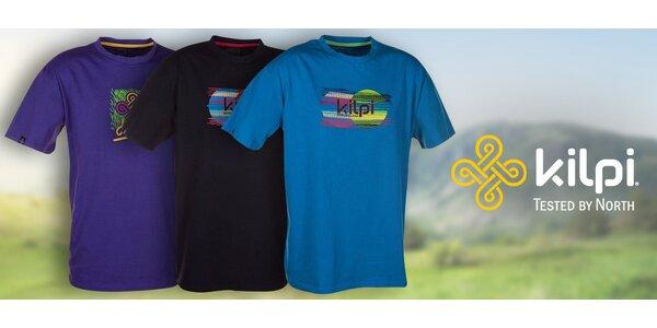 Pánská trička Kilpi s krátkým rukávem