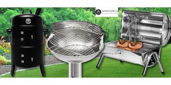 Zahradní BBQ grily
