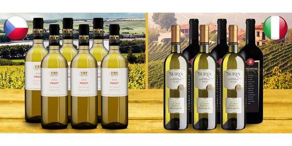 6 kvalitních vín