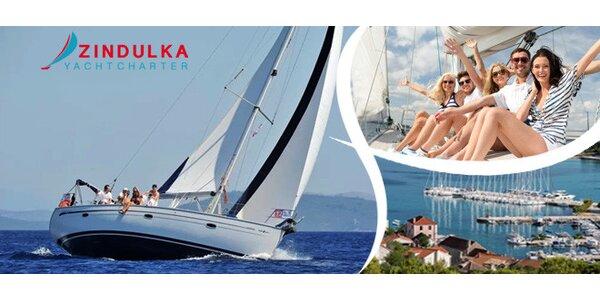 4denní ochutnávka jachtingu v Chorvatsku