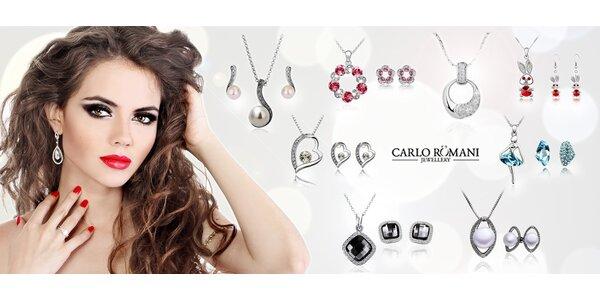 Výprodej šperků s krystaly Swarovski® elements