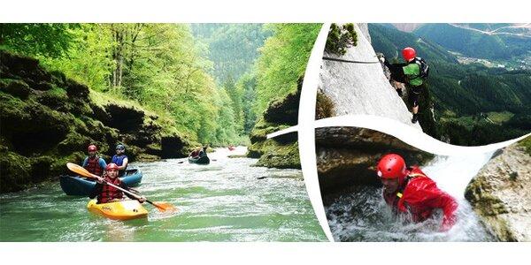 Adrenalinový zážitek v Rakousku