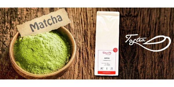 Zelený čaj Matcha Excellent od Tastea.cz