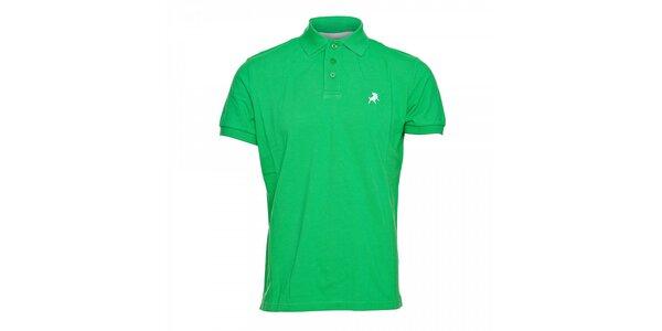 Zelené pánské polo tričko Lois Filipo