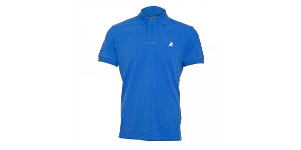 Modré pánské polo tričko Lois Filipo