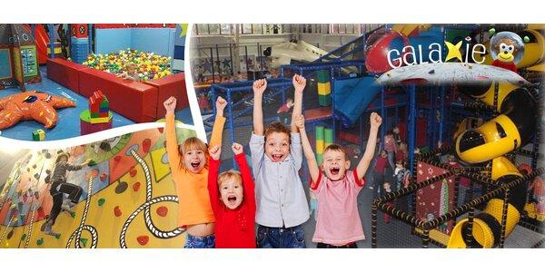 Celodenní vstup do Rodinného zábavního parku