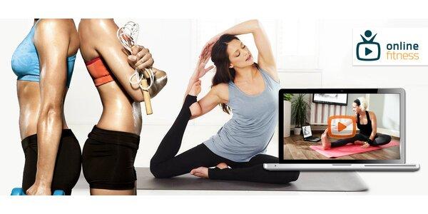 Přístup k revolučnímu online cvičení