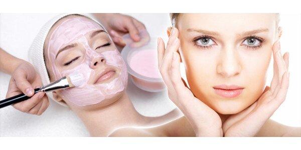 Balíček kosmetického ošetření - 50 min.