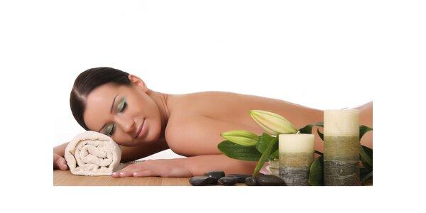 Esenciální senzorická relaxační masáž