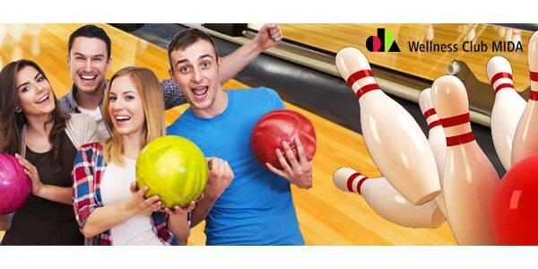 Pronájem bowlingové dráhy na 1 hodinu