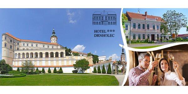 Dokonalá pohoda na jižní Moravě