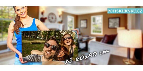 Maxi fotografie vytištěná na profesionální papír
