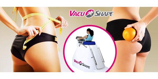 Cvičení na přístroji VacuShape