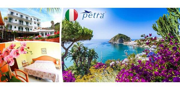 8 prosluněných dní na ostrově Ischia