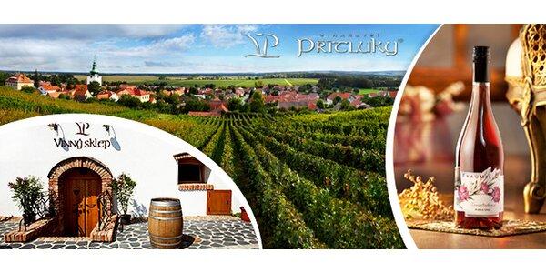4 dny v moravském kraji, kde víno teče proudem