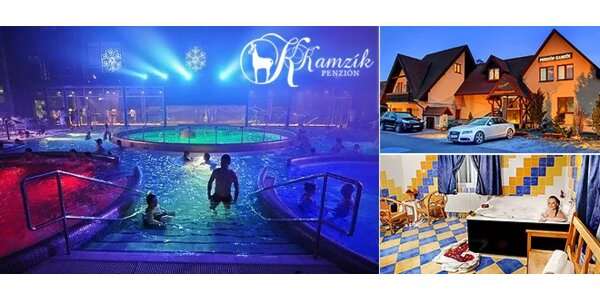 Turistika, wellness i aquapark v Tatrách