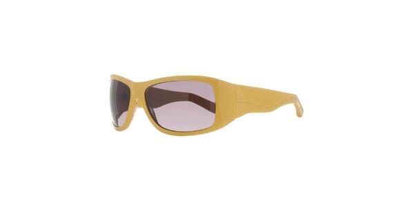 Dámské žluté sluneční brýle Agatha Ruiz de la Prada