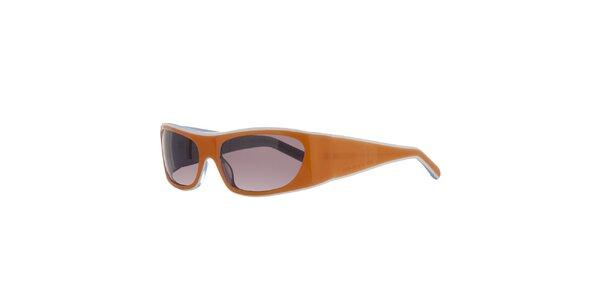 Dámské oranžové sluneční brýle Agatha Ruiz de la Prada