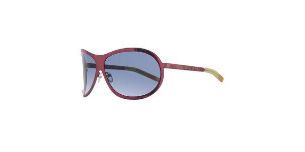 Dámské růžovo-vínové sluneční brýle Agatha Ruiz de la Prada