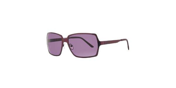 Dámské vínové sluneční brýle Agatha Ruiz de la Prada