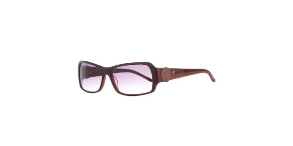 Dámské hnědo-vínové sluneční brýle Agatha Ruiz de la Prada