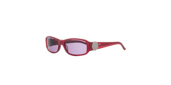 Dámské červené sluneční brýle Agatha Ruiz de la Prada