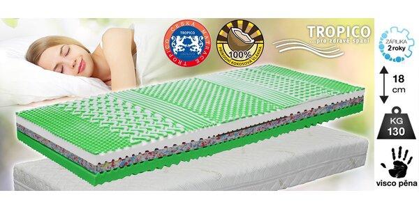 Paměťové matrace pro 2 osoby