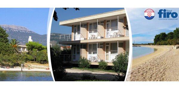 All inclusive 10denní dovolená v Chorvatsku