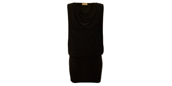 Dámské černé šaty Comptoir des Parisiennes