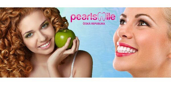 Kosmetické bělení zubů